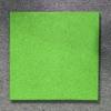 Резиновая плитка Standart ТМ МИАН 50 мм зеленая
