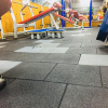 Варианты использования резиновой плитки и резиновых матов
