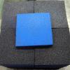 Резиновая плитка Standart ТМ МИАН 25 мм синяя