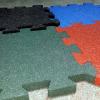 Резиновая плитка Пазл 40мм